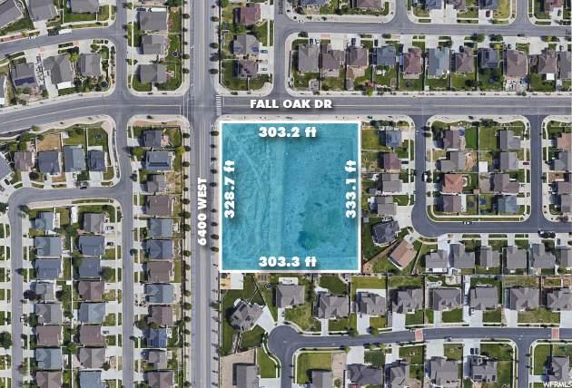 6375 W Fall Oak Dr S #2, West Jordan, UT 84081 (#1477403) :: goBE Realty