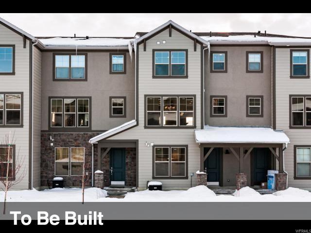 1048 W Cattail Ct E2, Kamas, UT 84036 (MLS #1481675) :: High Country Properties
