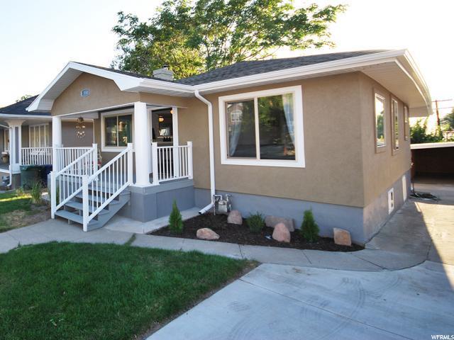1550 S 1300 E, Salt Lake City, UT 84105 (#1484017) :: Colemere Realty Associates