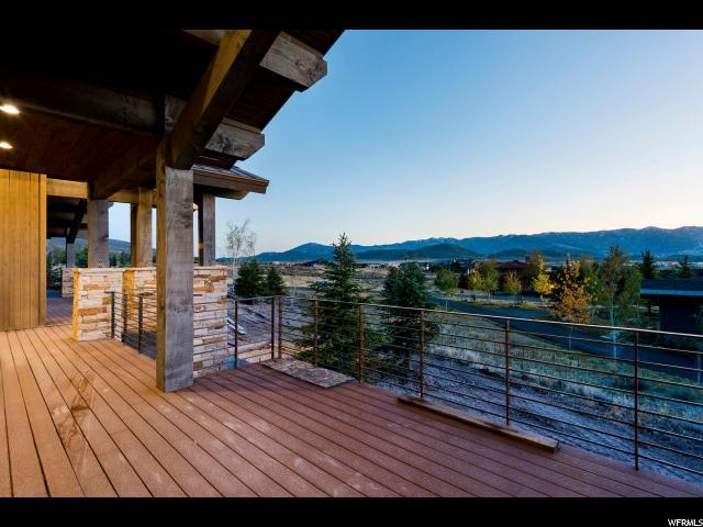 1956 Saddlehorn Dr, Park City, UT 84098 (#1484205) :: Red Sign Team
