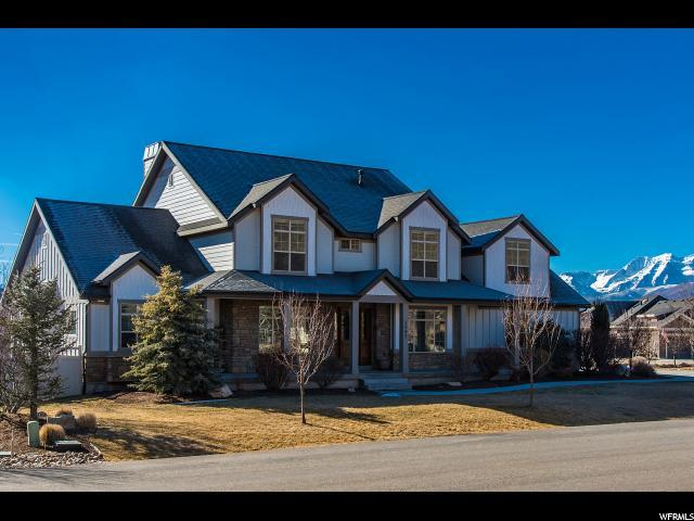 1202 N Dutch Field Pkwy E, Midway, UT 84049 (#1504076) :: Big Key Real Estate