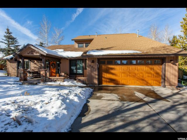 4855 E Meadows Dr, Park City, UT 84098 (MLS #1506087) :: High Country Properties
