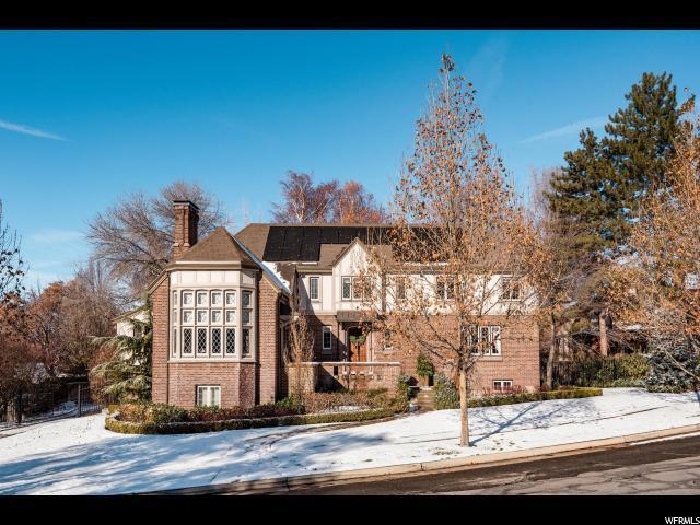 1441 E South Temple, Salt Lake City, UT 84103 (#1510274) :: Colemere Realty Associates