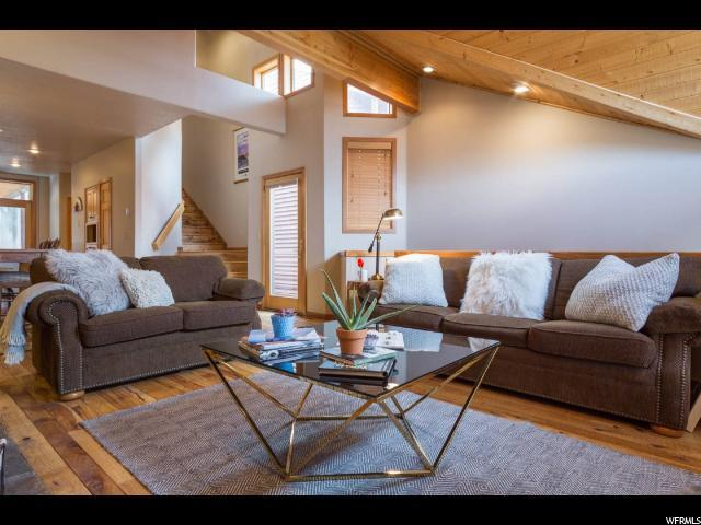 1184 N Lowell Ave, Park City, UT 84060 (#1510583) :: Colemere Realty Associates