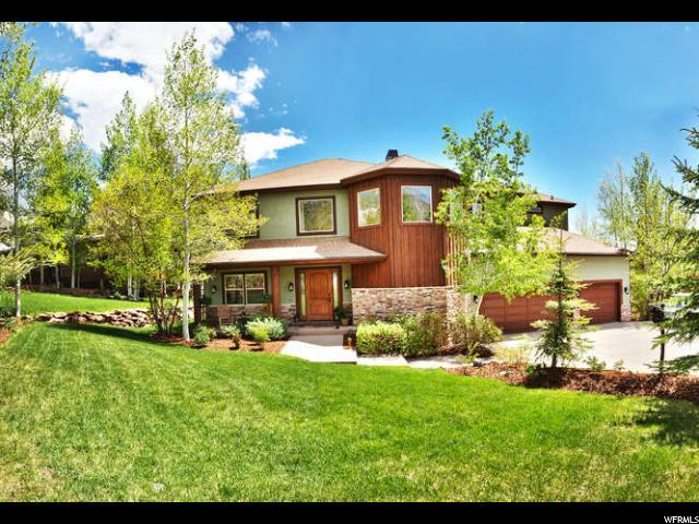 8886 Saddleback Rd, Park City, UT 84098 (#1513780) :: Exit Realty Success