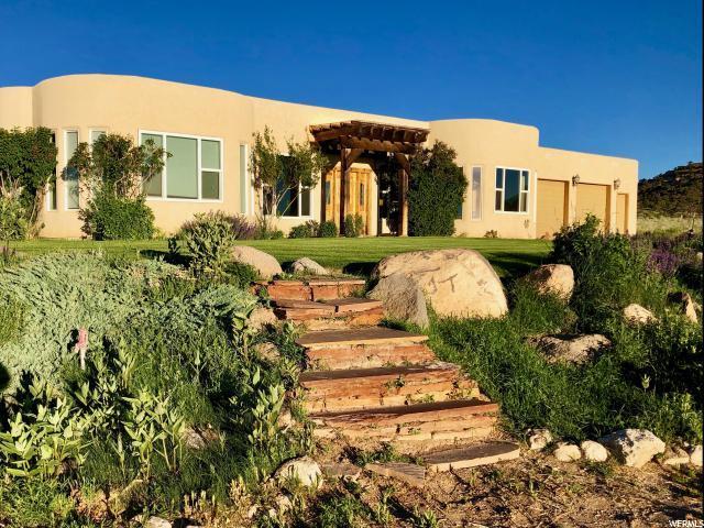 731 S 1190 E, Teasdale, UT 84773 (#1514274) :: Utah Best Real Estate Team | Century 21 Everest