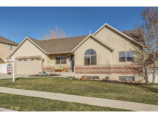 308 W Hillside Dr, Saratoga Springs, UT 84045 (#1515341) :: Exit Realty Success
