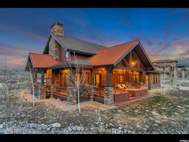 4616 Aspen Camp Loop, Park City, UT 84098 (#1515974) :: Big Key Real Estate