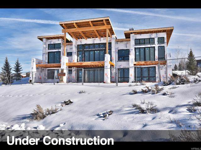 2978 Arrowhead Trl, Park City, UT 84098 (#1525882) :: Colemere Realty Associates