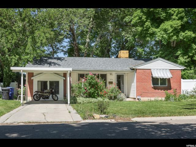 3756 S 1215 E, Salt Lake City, UT 84106 (#1530598) :: The Fields Team