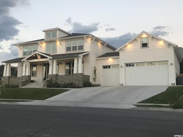 332 E Pace Ln S, North Salt Lake, UT 84054 (#1535290) :: goBE Realty