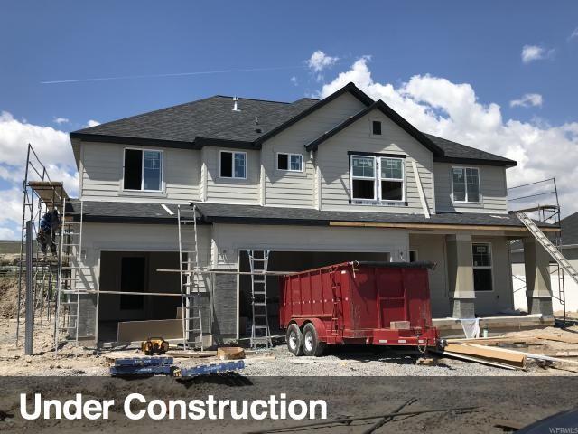 447 N Kern Ave W #709, Saratoga Springs, UT 84045 (#1536771) :: Big Key Real Estate