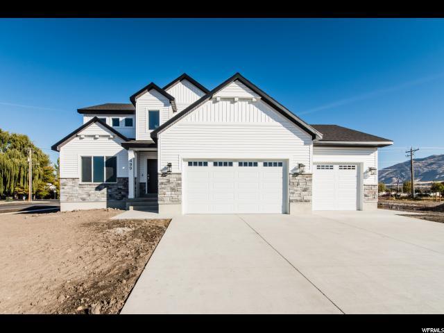 499 W 3220 S, Nibley, UT 84321 (#1544336) :: Big Key Real Estate