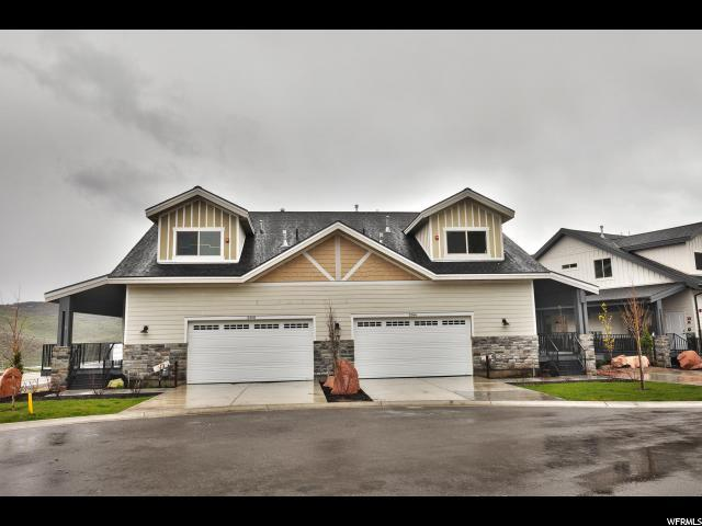 3366 Quarry Springs Dr 30B, Park City, UT 84098 (#1546694) :: The Fields Team