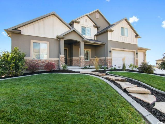 2702 S Spring Meadow Dr, Saratoga Springs, UT 84045 (#1548610) :: RE/MAX Equity