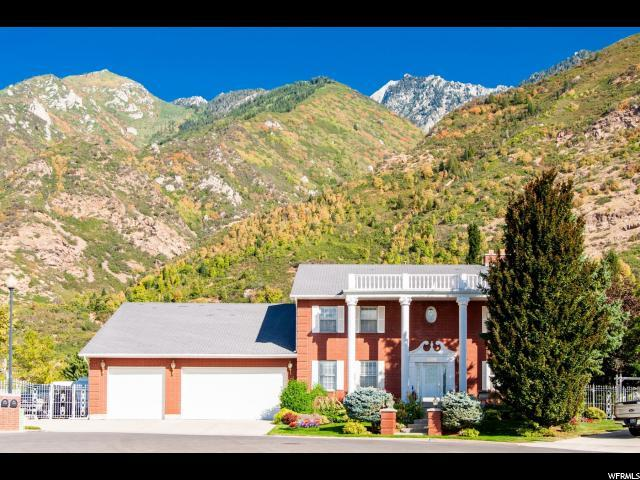 2676 E Hill Climb Cir S, Sandy, UT 84092 (#1550086) :: Big Key Real Estate