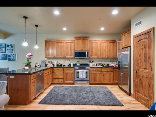 1115 N 455 W #4, Midway, UT 84049 (#1553085) :: Colemere Realty Associates