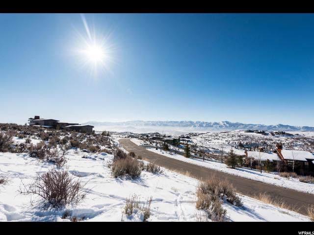 3324 Central Pacific Trl, Park City, UT 84098 (#1553639) :: Bustos Real Estate | Keller Williams Utah Realtors