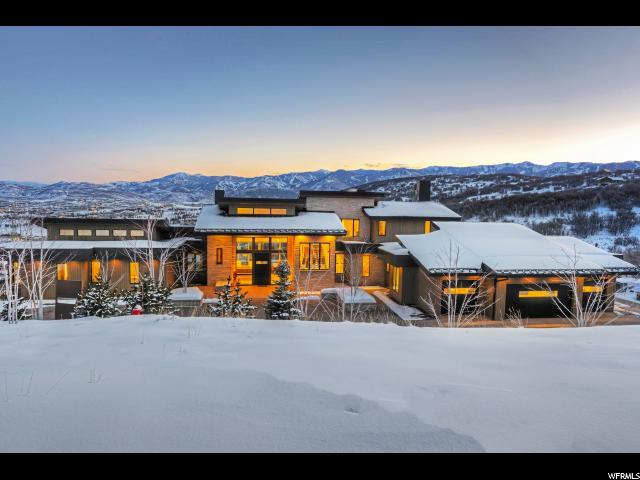 1495 N Red Fox, Park City, UT 84098 (MLS #1556307) :: High Country Properties