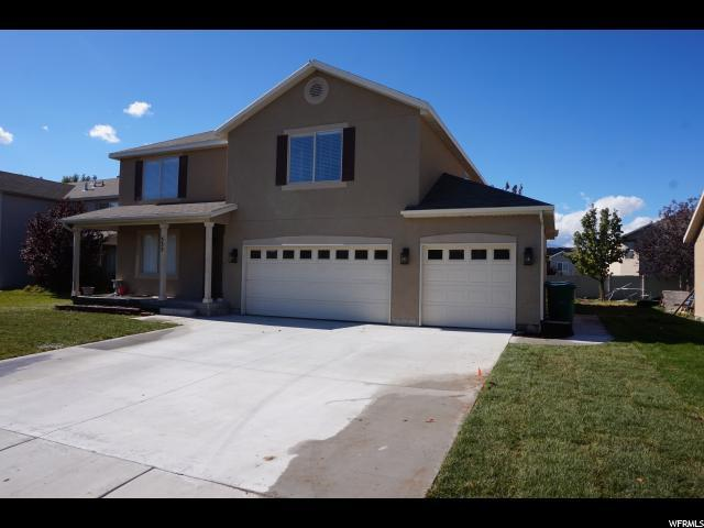 532 S 2970 W, Lehi, UT 84043 (#1560396) :: Exit Realty Success