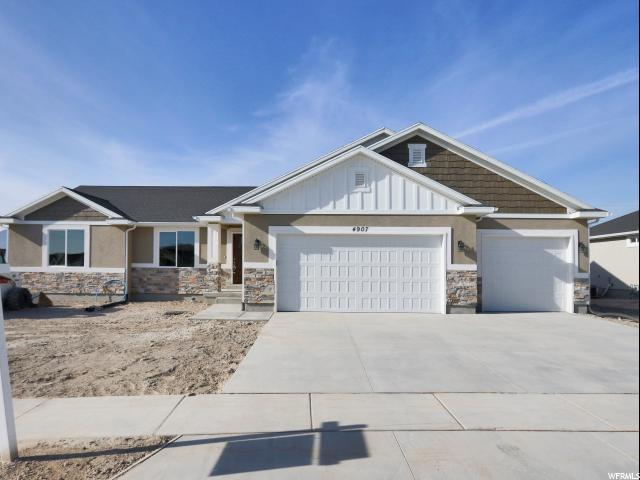 4907 N Primrose Way #6, Eagle Mountain, UT 84005 (#1560601) :: Red Sign Team
