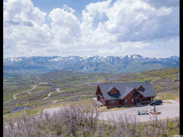 9867 Kimball Canyon Rd, Park City, UT 84098 (MLS #1563016) :: High Country Properties