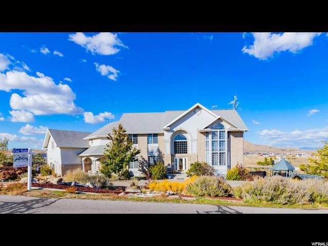 2441 East Ranch Road Rd, Eagle Mountain, UT 84005 (#1563164) :: Colemere Realty Associates