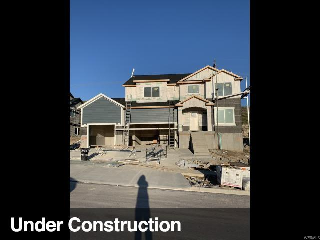 537 N Grand Tour Dr #1001, Saratoga Springs, UT 84045 (#1563834) :: The Fields Team