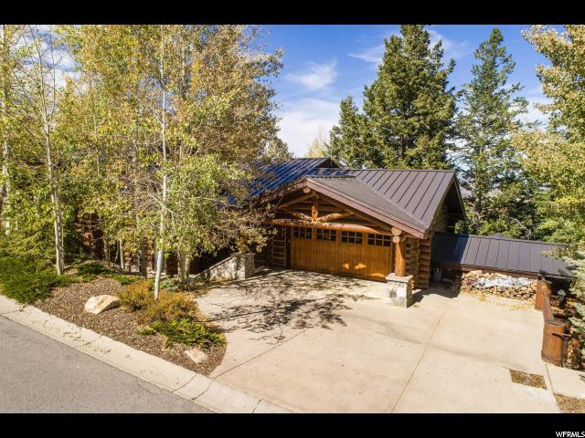 7051 Silver Lake Dr, Park City, UT 84060 (#1568131) :: Bustos Real Estate | Keller Williams Utah Realtors