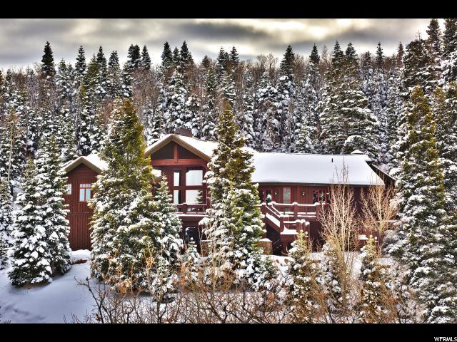 7177 Canyon Dr, Park City, UT 84098 (#1568344) :: Red Sign Team