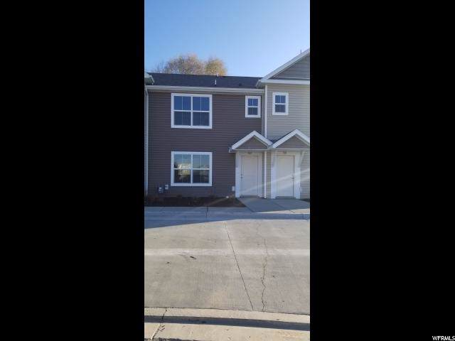 497 W 2500 St N #75, Sunset, UT 84015 (MLS #1571315) :: Lookout Real Estate Group