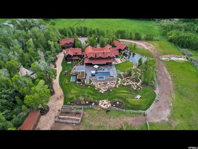 1401 W Two Creeks Cir, Park City, UT 84098 (MLS #1572451) :: High Country Properties