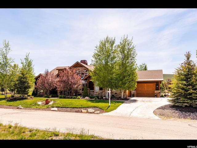 6768 Mineral Loop, Park City, UT 84098 (MLS #1577453) :: High Country Properties