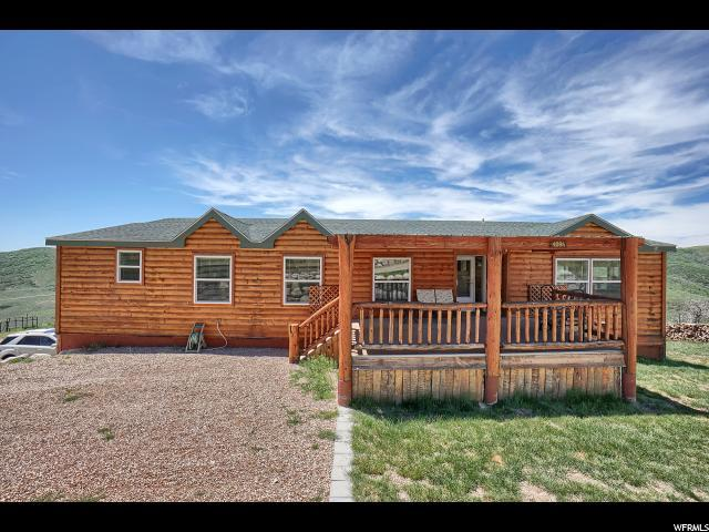 4294 Oakview Dr, Wanship, UT 84017 (MLS #1577540) :: High Country Properties