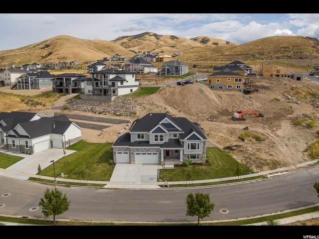 4318 N Crest Ridge Rd E #67, Lehi, UT 84043 (#1579150) :: Colemere Realty Associates