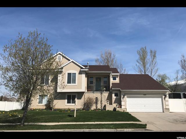 1644 W Clark Ln N, Farmington, UT 84025 (#1581186) :: Big Key Real Estate
