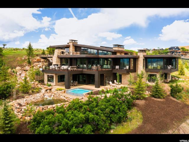 8785 N Lookout Ln, Park City, UT 84098 (#1582154) :: Red Sign Team