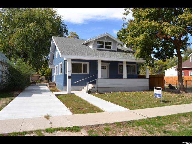3163 Porter Ave, Ogden, UT 84403 (#1587433) :: Red Sign Team