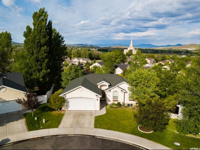 1438 S 680 W, Payson, UT 84651 (#1594292) :: Bustos Real Estate | Keller Williams Utah Realtors