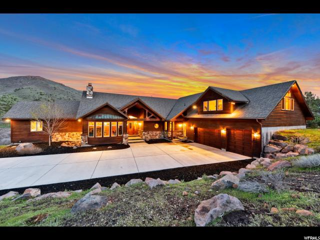 15170 S Rose Canyon Rd, Herriman, UT 84096 (#1597008) :: Red Sign Team