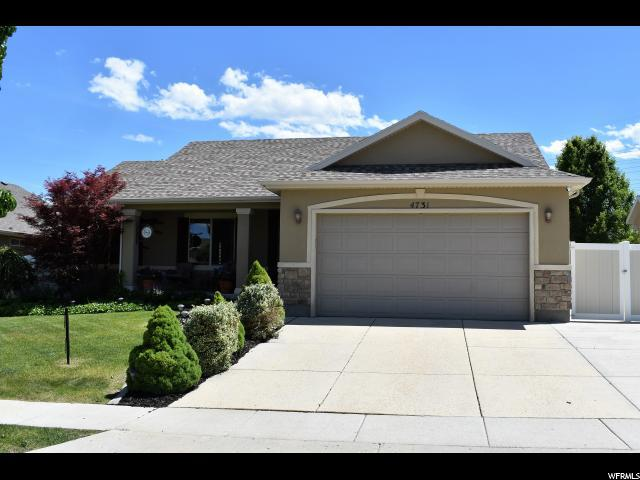 4731 W Black Powder Dr S, Herriman, UT 84096 (#1604863) :: Action Team Realty