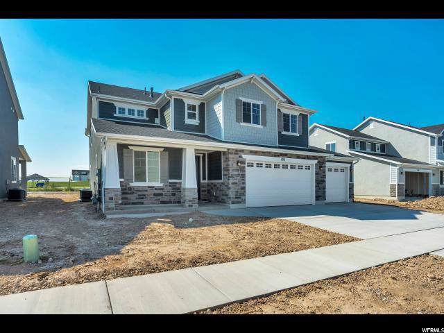1911 W Mulberry Way #362, Syracuse, UT 84075 (#1611424) :: Colemere Realty Associates