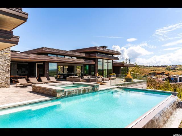 8745 N Lookout Ln, Park City, UT 84098 (#1611790) :: Red Sign Team