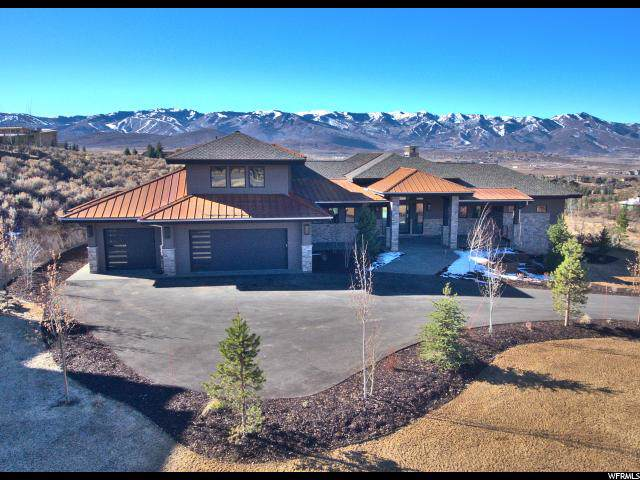 7518 Sage Meadow Dr, Park City, UT 84098 (#1614147) :: Red Sign Team