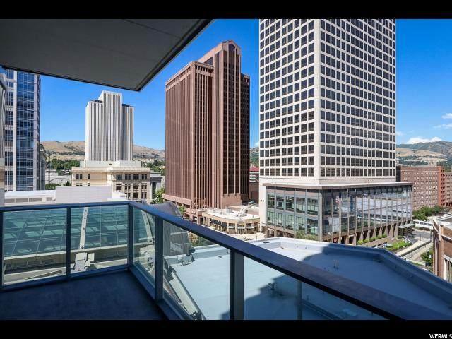 35 E 100 S #803, Salt Lake City, UT 84111 (#1616977) :: RE/MAX Equity