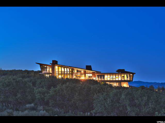 8544 N Promontory Ranch Rd, Park City, UT 84098 (#1623309) :: Big Key Real Estate