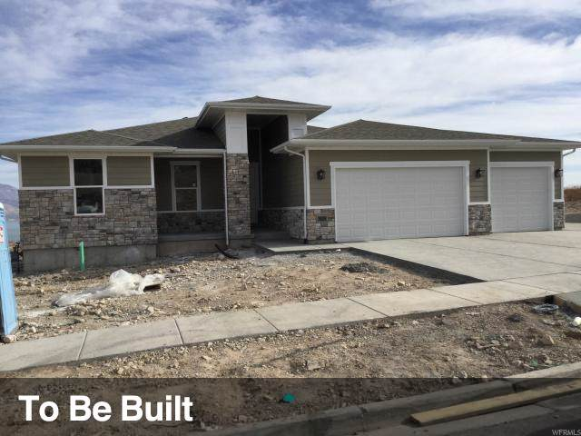 3137 S Red Wolf Dr, Saratoga Springs, UT 84045 (#1625900) :: Red Sign Team