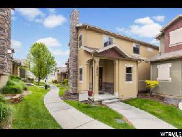 3863 Cunninghill Dr, Eagle Mountain, UT 84005 (#1626427) :: Red Sign Team