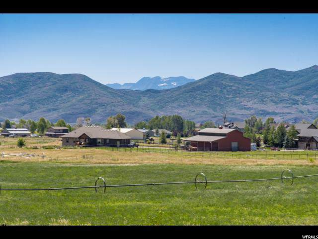 250 W North Bench Rd, Oakley, UT 84055 (MLS #1626837) :: High Country Properties