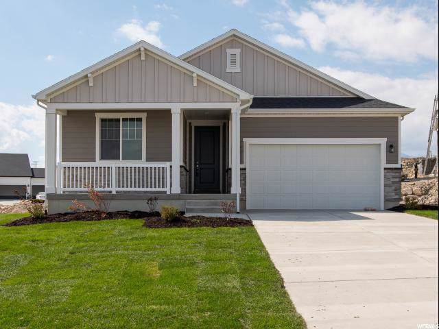 2103 N Wallflower Dr #912, Saratoga Springs, UT 84045 (#1627691) :: Doxey Real Estate Group
